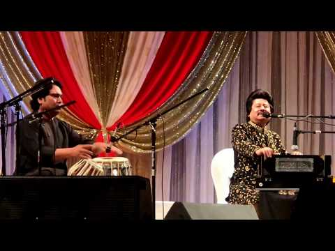 Pankaj Udhas LIVE in Houston part 3