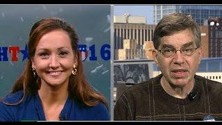 North Carolina Libertarian senate candidate Sean Haugh dives in! - FishTank