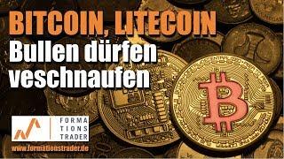 Bitcoin: Exakt, was wir erwartet haben