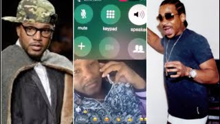 Harlem\'s Cam\'ron Calls Max B In Prison + Kawhi Leonard Announces He Is Only Drinking Alcohol & Eatin