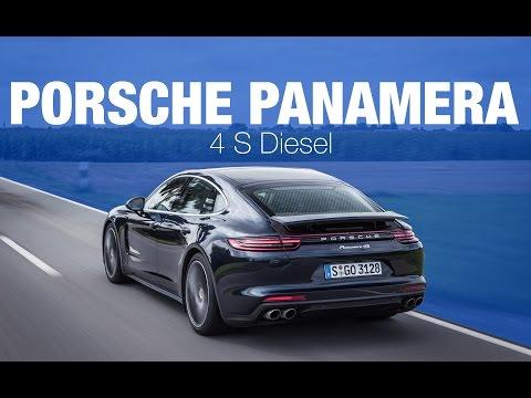 Porsche Panamera 4S Diesel |  MOTOR TALK | kein Sound ;)