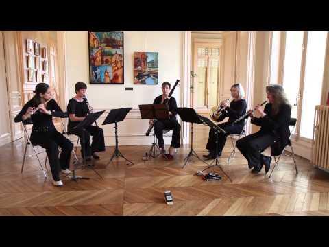 Nocturne - Lili Boulanger. Quintette Allegria