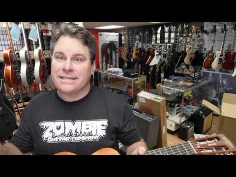 Gretsch unboxing: Boxcar, Uke Ace and Fire stick!
