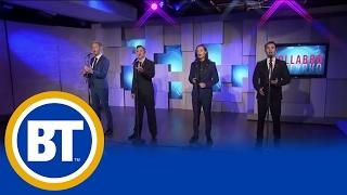 Collabro performs live!