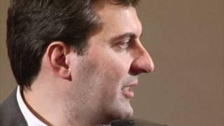 Sermig - Mario Calabresi all'Arsenale della Pace