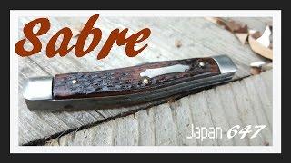 Video Sabre Japan 647 Pocket Knife download MP3, 3GP, MP4, WEBM, AVI, FLV Agustus 2018