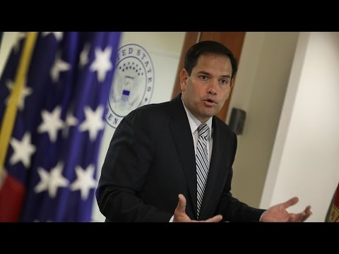 So, Marco Rubio Is Going To Run For Senate After All