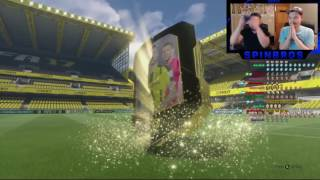 FUT Champions Reward Packs!! Gold 1 #2 | FIFA 17 Ultimate Team