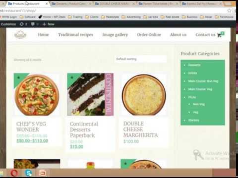 Get Restaurant Website Development for Free