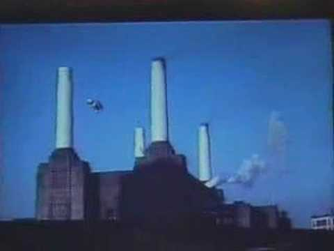 Pink Floyd- Pigs On The Wing (Part 1 and 2) Video