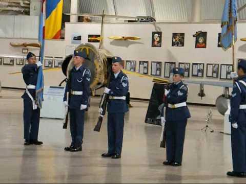 779 Squadron Flag Party Annual Routine 2007