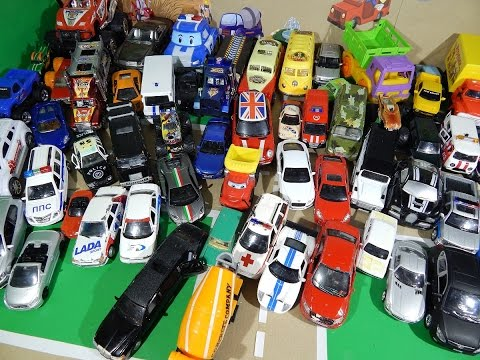 66 Toys cars | Toys cars for kids | Video For Kids 45 minutes