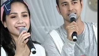 """Raffi Ahmad feat Nagita Slavina """" Kamulah Takdirku """"  - Rumah Mama Amy (28/3)"""