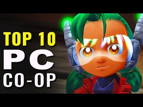 Top 10 Best Co-op Multiplayer PC Games