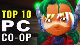 Top 10 Best Co-op Multiplayer PC Games