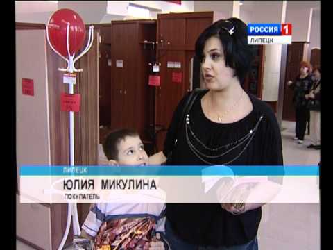 Открытие Союз-Мебель в Континенте.avi