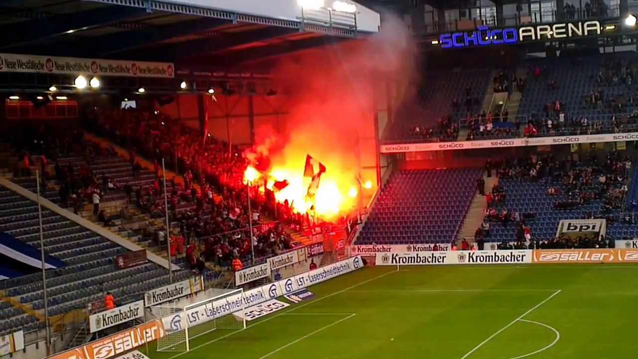 Ergebnis Arminia Bielefeld