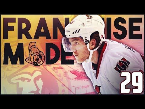 """NHL 18 - Ottawa Senators Franchise Mode #29 """"Boston"""""""