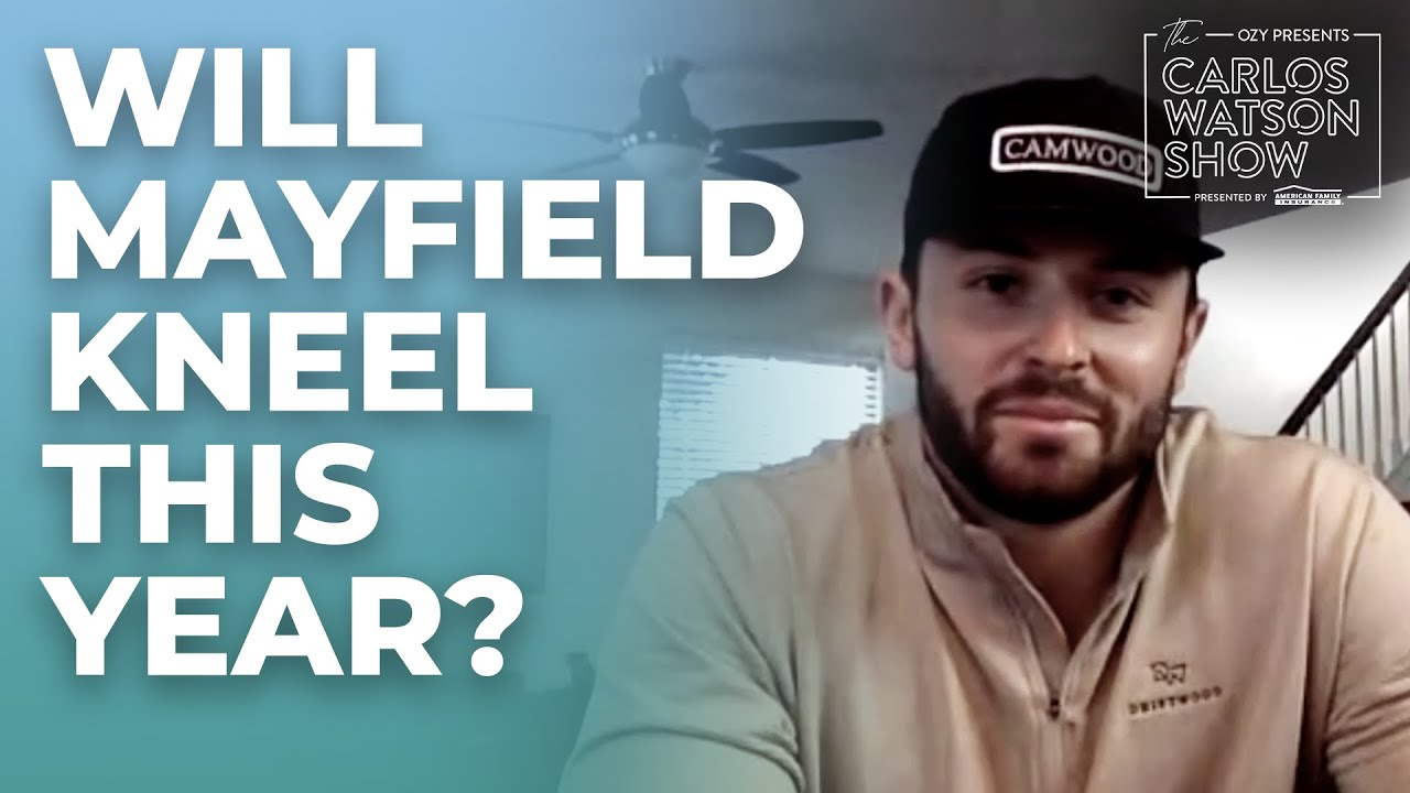 Race Relations On The Football Field | Baker Mayfield Episode Highlights
