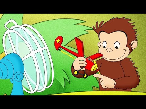 Curious George 🐵Curious George And The Balloon Hound 🐵Kids Cartoon 🐵 Kids Movies 🐵Videos For Kids