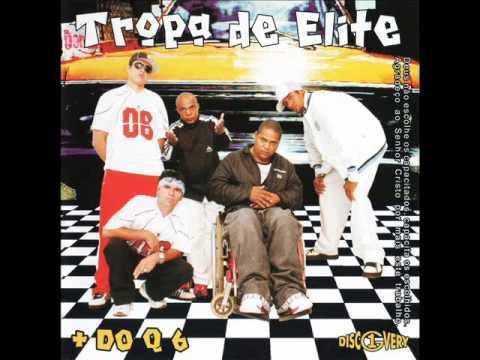 cd tropa de elite rap