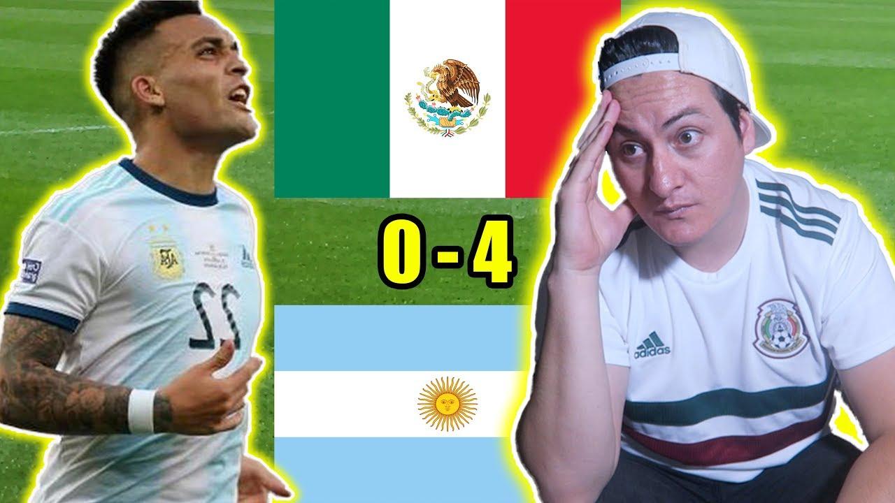 Download ¡GOLEADOS Y HUMILLADOS! Reacciones México 0-4 Argentina