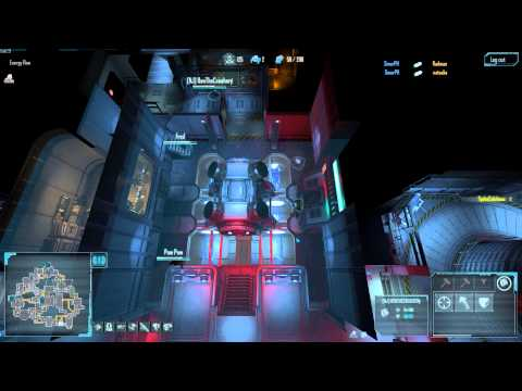 Natural Selection 2 Marine Commander Gameplay - A Protracted Battle - Tycho Plays NS2