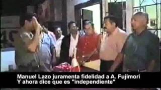 Julio Ernesto Granda Zúñiga - Víctima del Fujimontesinismo Cuarta Parte
