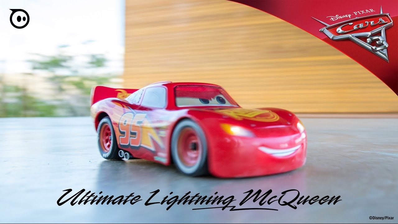 ultimate lightning mcqueen by sphero youtube