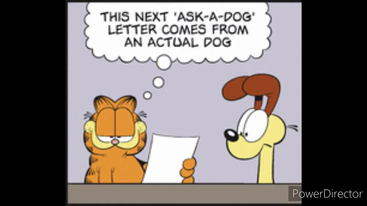A Garfield Comic From March 18th 2020 Youtube