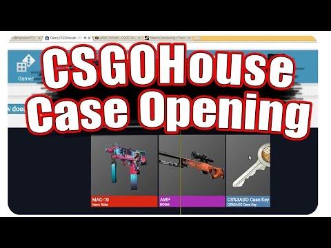 CSGOHouse Case Opening Part 10 (Final)