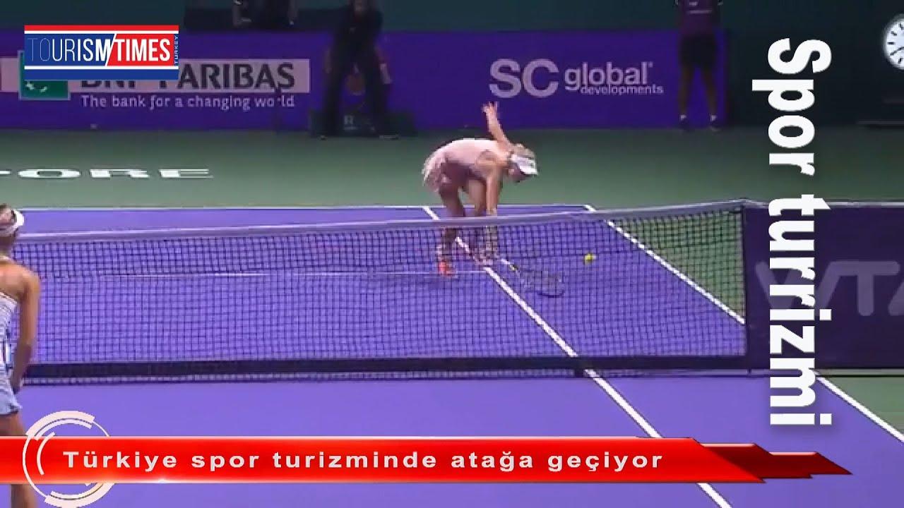 Türkiye spor turizminde atağa geçiyor