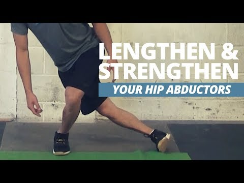 3 Exercises for a Complete HIP ABDUCTORS Workout