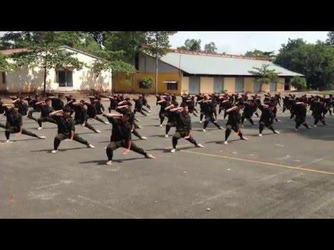 Võ thể dục CAND bài 38-44 (K50-E25)