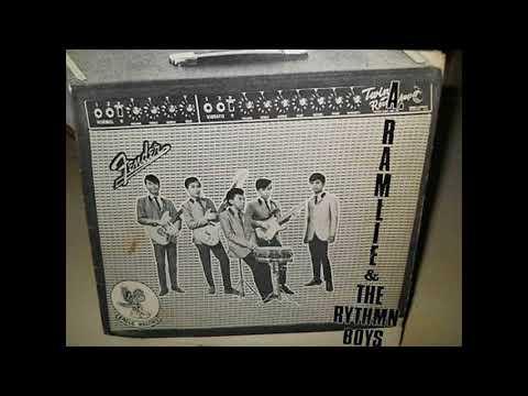 A.RAMLIE & THE RYTHMN BOYS - SERUANKU
