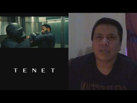 Christopher Nolan has brought us Dark Knight, Inception and now TENET! (TENET NEW TRAILER Reaction)