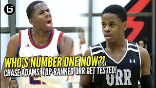 Chase Adams, Top Ranked Orr Gets Tested! Overlooked Curie Team Feels Disrespected!