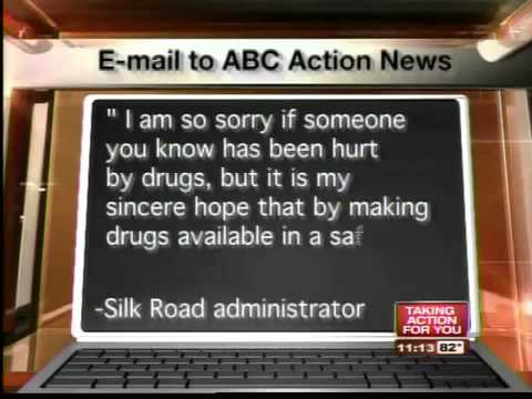 'Silk Road' website called the Amazon of heroin, cocaine