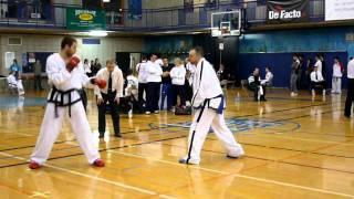 ITF Taekwon-Do Knock Out
