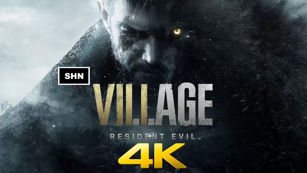 Download RESIDENT EVIL 8 VILLAGE 👻 4K/60fps RTX 👻 FULL GAME 👻 Longplay Walkthrough Gameplay No Commentary