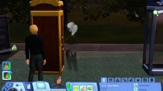 Смерть в The Sims 3 Шоу-Бизнес. Выступление на СимФест
