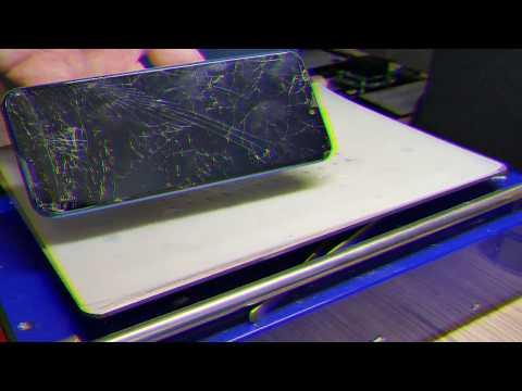 Huawei P20 Lite / Ремонт бюджетника. Замена дисплея