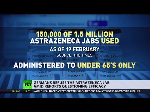 Vaccine efficacy doubts | Many EU nations refuse AstraZeneca jab