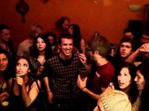 Erasmus Prague @ Hush Cafe Karaoke
