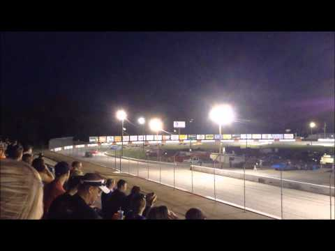 Cole Glasson Greenville Pickens Speedway July 2015 Full Race