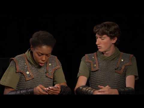 myShakespeare | Julius Caesar 5.1 Interview: Brutus and Cassius