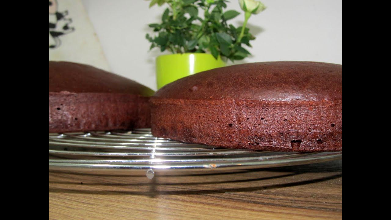 Best chocolate cake recipe eggless