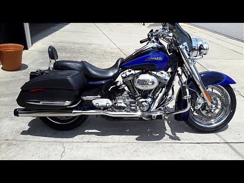 2008 harley davidson flhrse4 screamin eagle road king for. Black Bedroom Furniture Sets. Home Design Ideas