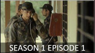 Pyaar Tune Kya Kiya - Army Cadet and College Girl Love Story - Season 1 Episode 1