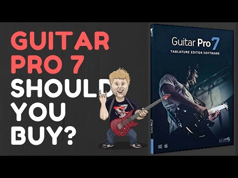 Guitar Pro 7 First Impressions - Should You Buy It? No, Not Yet!